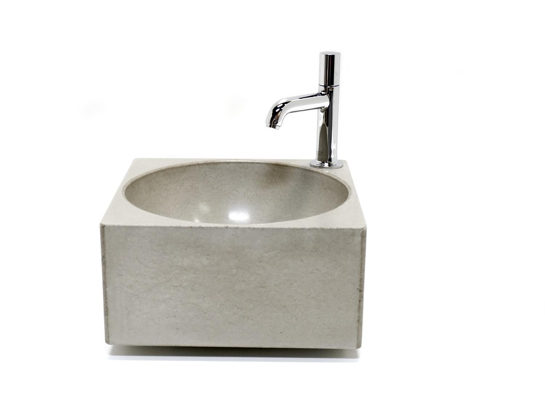 Handwaschbecken Pantheon glatt
